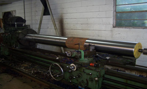 Manufacturing of Shaft